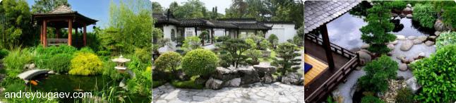 Особенности японского сада